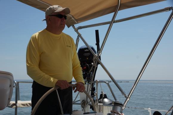 Sailing At the Chesapeake Bay