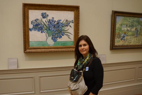 Monica e o Van Gogh