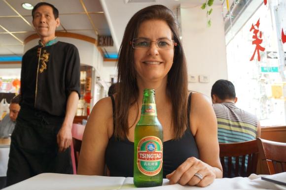 Blama chinesa / Chinese beer