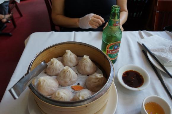 Shrimp Dumpling (de Camarão)