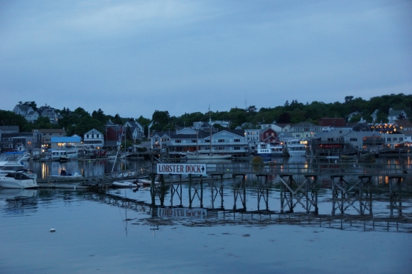 Boothbay Pier